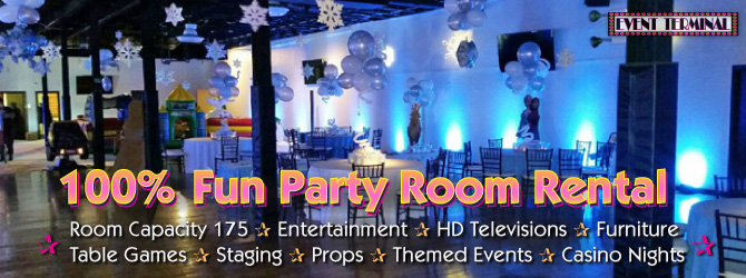 Event Room Rental