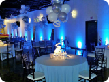 Party Room Rental with Themed Events and Casino Nights!