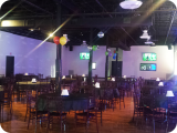 Party Room - HD Televisions, Dining, DJ music Sound System, Entertainment & more can be provided!